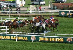 Grand National Ladies – Gee Armytage