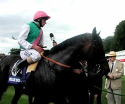 History of the Princess Of Wales's Stakes