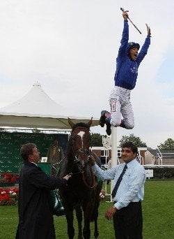 Frankel and Frankie get the QIPCO British Champions Series off to a dream start