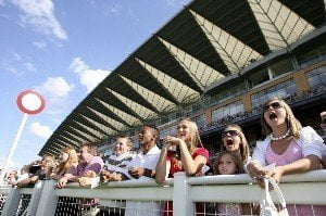 Fun family line-up for first ever British Champions Day