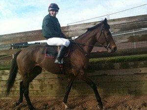 Chloe Bowkett's Cheltenham charity race challenge – week 6