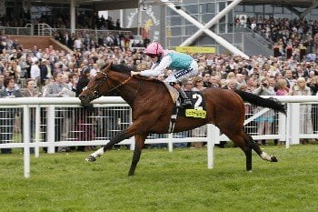 Frankel retains his unbeaten record at Royal Newbury Races