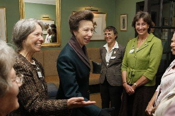 Newbury Racecourse hosts further Royal visit
