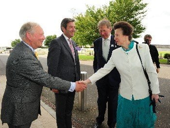 Royal touch to Epsom Live evening