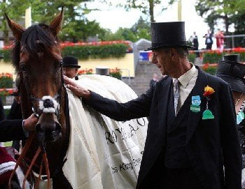 Glorious Goodwood 2014: Sir Henry Cecil