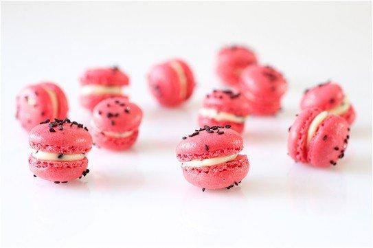 A Macaron Frenzy