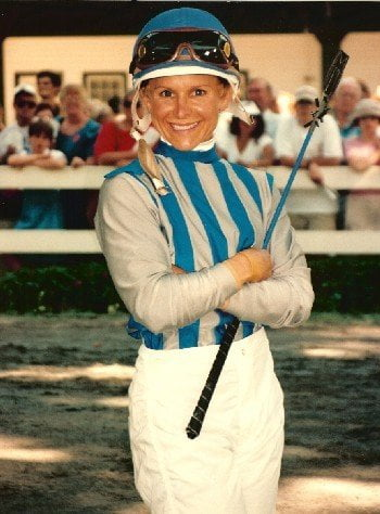 Top jockey among nine super-women to be inducted to National Women's Hall of Fame USA