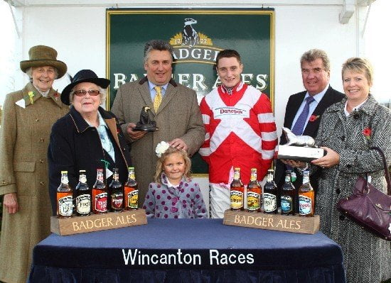 2,000 winners for Paul Nicholls and 22 stone in Ale!