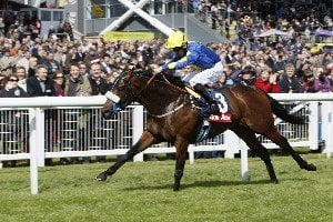 Caspar captures Greenham Glory while The Queen celebrates 86th birthday at Newbury