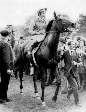 Lester Piggott recalls his Triple Crown Triumph