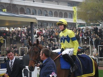 Cheltenham 2013: Nick Scholfield inspired by first Festival success