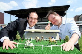 Model raceourse proves winning formula for Jeremy Thomas
