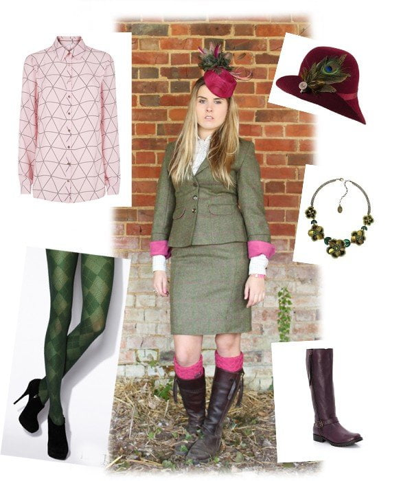 The Fashion Stakes: The Cheltenham Outfit