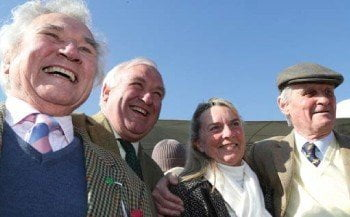 Grand National 2014: The 2013 winning owners