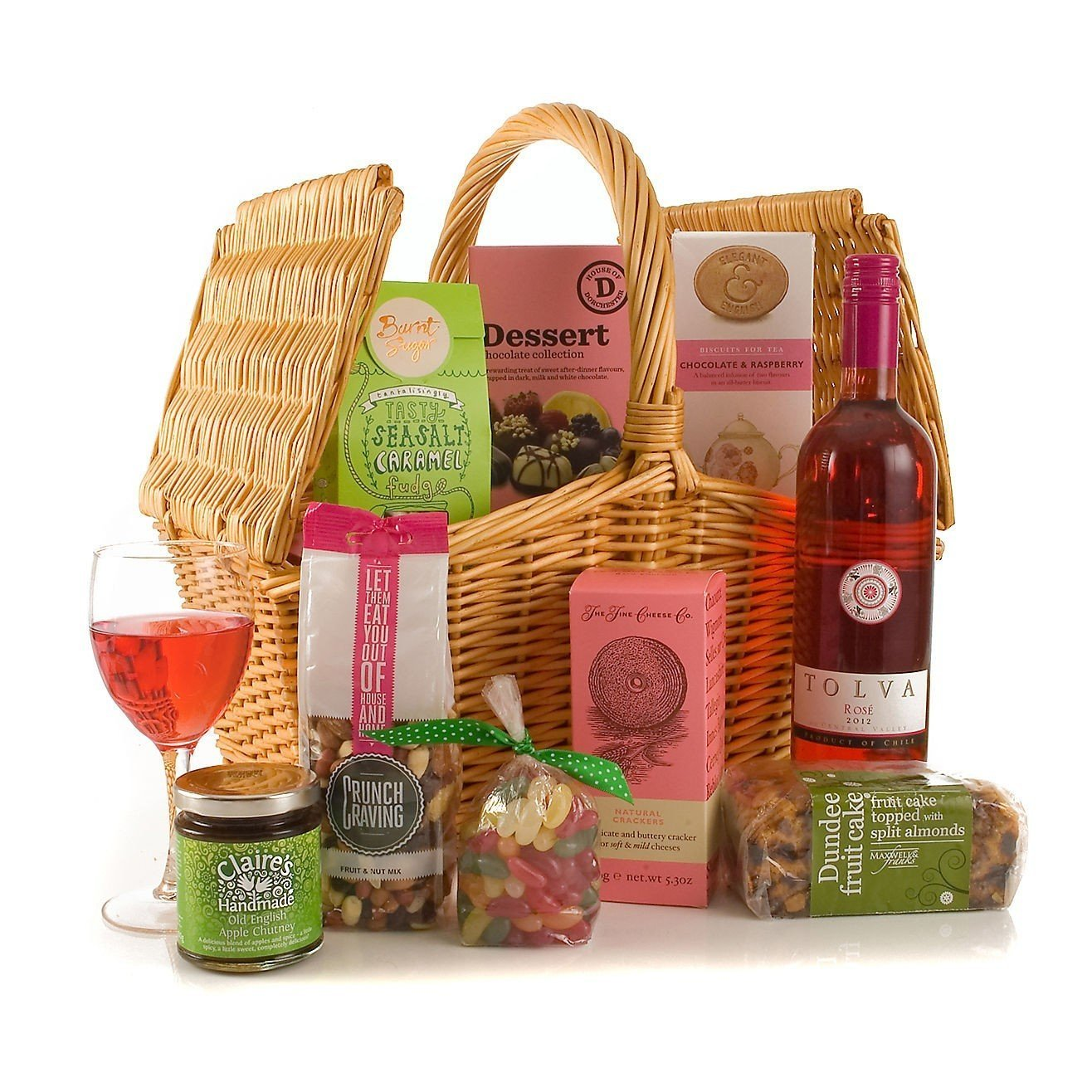 High quality hampers make a picnic special