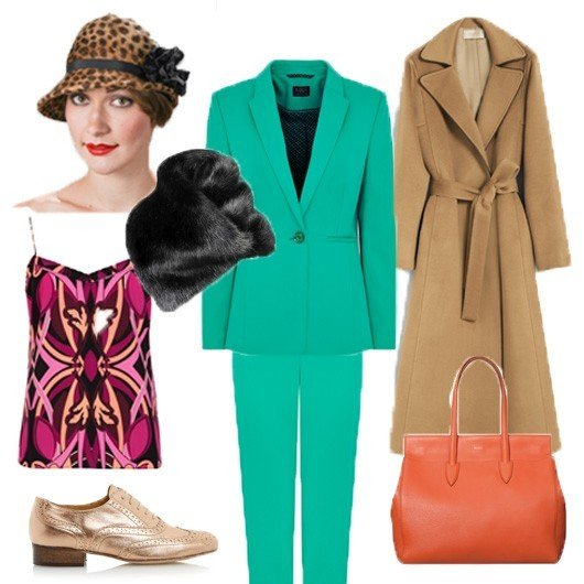 Cheltenham Chic – Two ways to style trouser suits