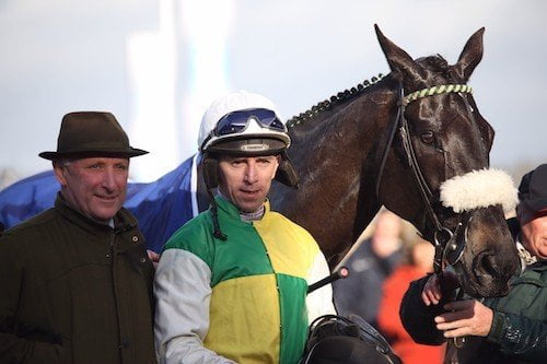 Grand National 2015: Aspell, Hemmings and Sherwood flying high with Many Clouds