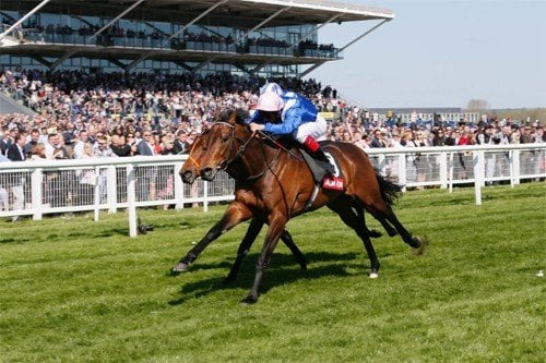 Newbury Welcomes Return of Horseracing to Berkshire with Three-Day Restart Fixture