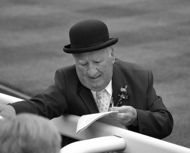 Royal Ascot: Bowler Hats