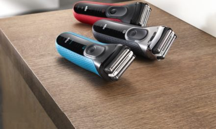 WIN a NEW Braun Series 3 Shaver