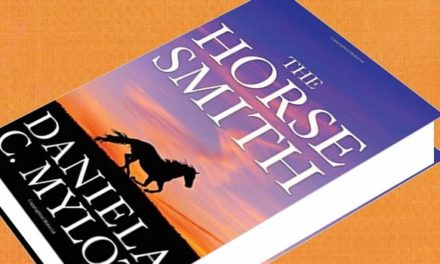 Win a signed hardback copy of The Horsesmith by Daniela Mylot