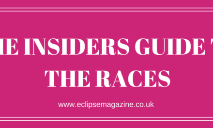 Racecourse Survey for Insiders Guide
