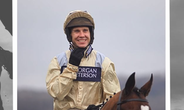 Johnson hoping to Kasbah can rock at the Grand National
