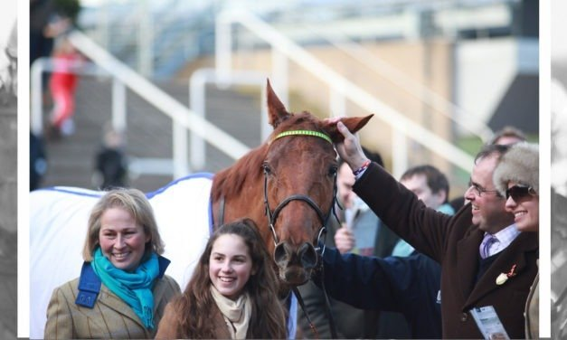 King is the 'king for the day' on Cheltenham's Festival Trials Day