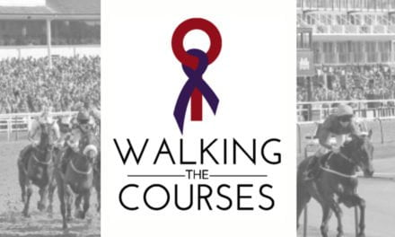 Walking the Courses – a champion charity challenge