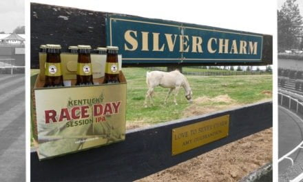 USA: Try a Race Day ale for Old Friends