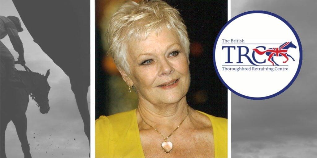 Thoroughbred Retraining Centre Dame Judi Dench