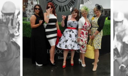 Aintree Grand National Ladies Day 2016