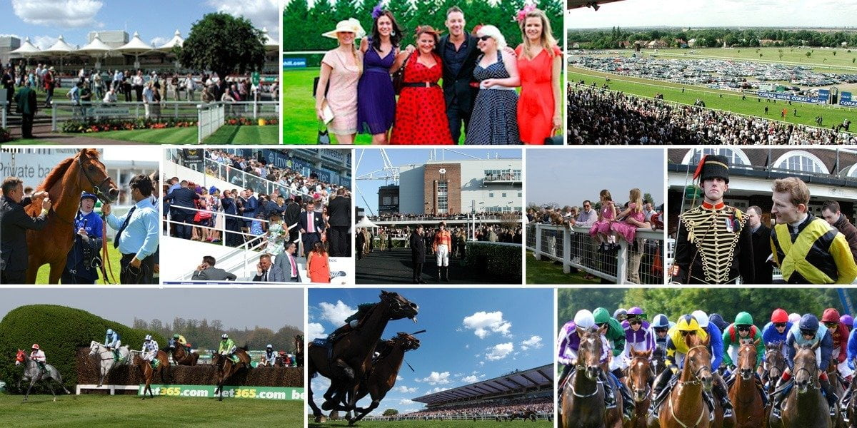 Get up to 40% off tickets for Sandown Park, Epsom Downs and Kempton Park