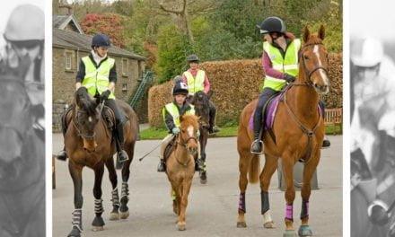 British Thoroughbred Retraining Centre launches challenge ride round the UK