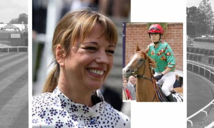 Meet the ambassador for British Champions Series 2016 Sara Cox
