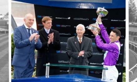 De Sousa takes early lead in Flat Jockeys' title race