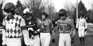gender diversity in horseracing
