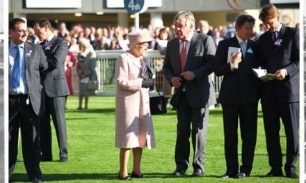 British Champions Day 2016: Balmoral Handicap