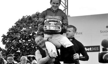 AP Crowned Champion Jockey for 20th Time as he retires