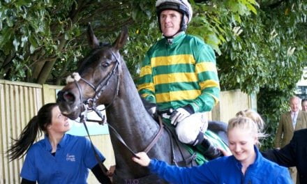 Grand National 2010 winner Tony McCoy