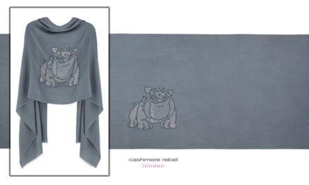WIN a Bulldog Pashmina from Cashmere Rebel London