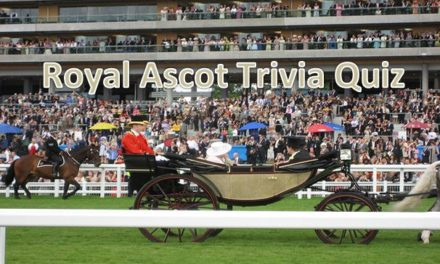 The Ultimate Royal Ascot Quiz