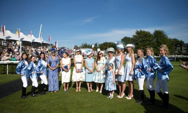 2016: Glorious Goodwood Fashion and the Best Dressed Competition
