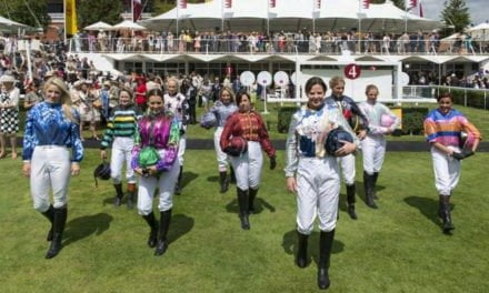Glorious Goodwood 2016: The Magnolia Cup