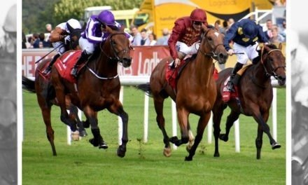 BRITISH CHAMPIONS FILLIES' & MARES' STAKES (GROUP 1)