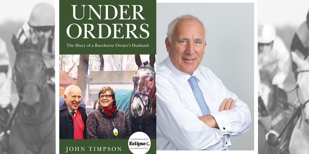 JOHN TIMPSON WILL BE UNDER ORDERS AT CHEPSTOW