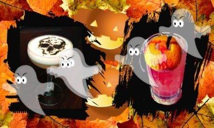 All shaken up – Drinks for Hallowe'en