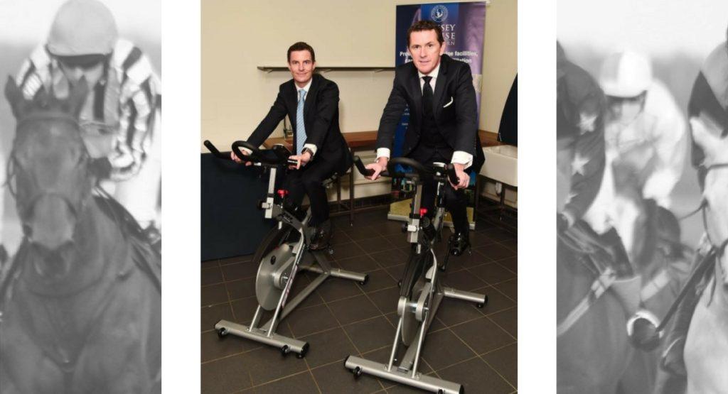 new injured jockeys fund