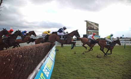 Cheltenham Festival Trials Day was staged on Saturday 28th January