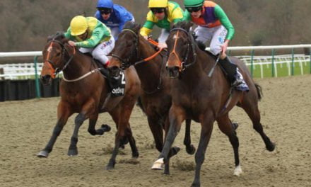 Convey and Royal Birth book Good Friday places with Lingfield Park victories